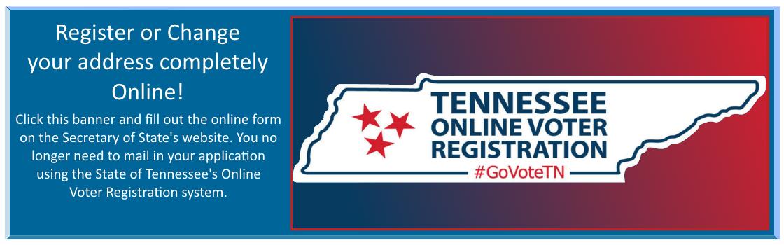 Online Voter Registration My Voting Info